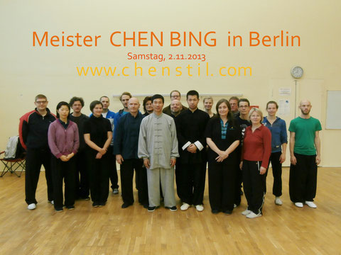 Nov.2013- Gruppenfoto mit (leider nicht allen) Teilnehmern