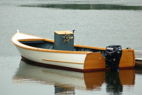20 foot West Point Skiff