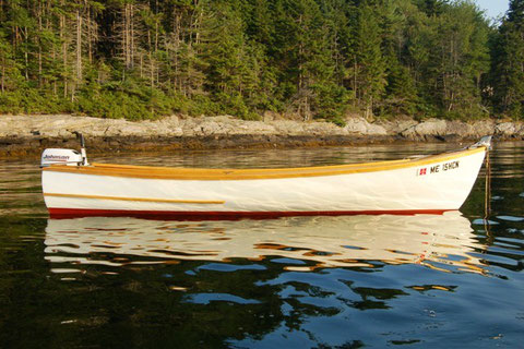 16 foot West Point Skiff