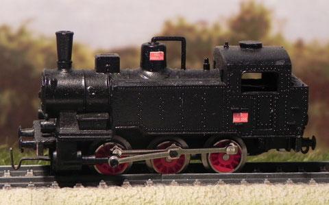835 356 - Tibitabo - non motorizzata