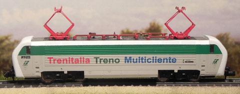 E 402 - Treno Multicliente - Fratix