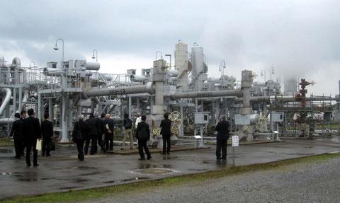 山川発電所