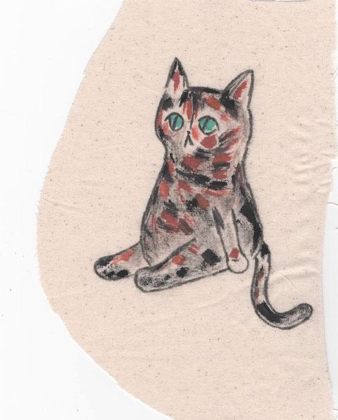 猫・猫グッズ・さび猫・サビ猫