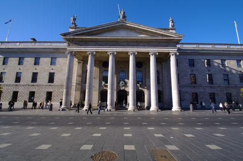 アイルランド 中央郵便局 ダブリン