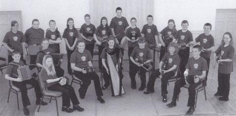 アイルランド 音楽教室