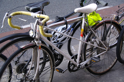 アイルランド自転車