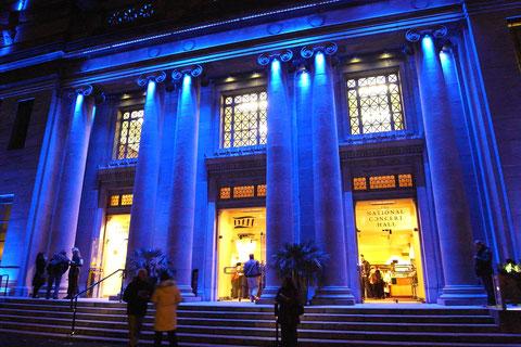 アイルランド 国立コンサートホール 旅行 観光 ダブリン