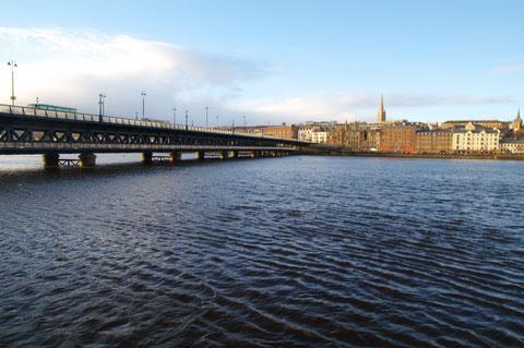 アイルランド 橋 道路