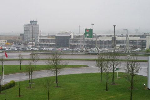 アイルランド コーク空港