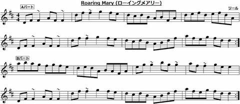 Roaring Mary (ローイングメアリー)