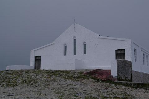 クロー・パトリック 教会