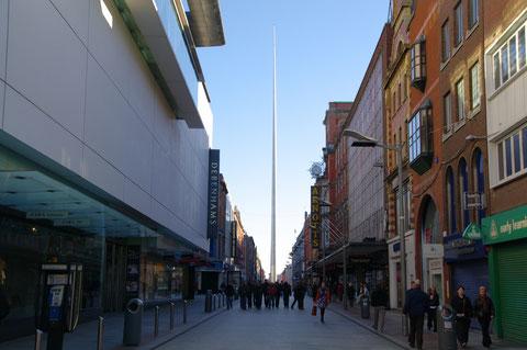 アイルランド 尖塔