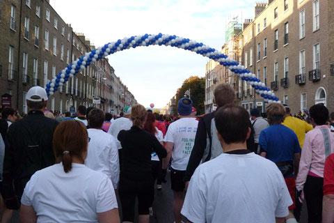 アイルランド スポーツ 市民マラソン