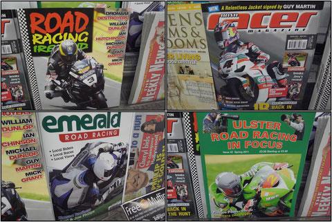 アイルランド モータースポーツ バイク