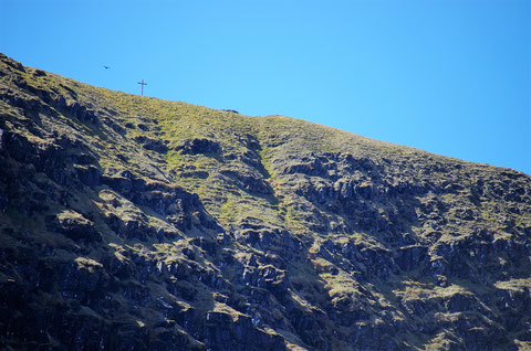 アイルランド ブランドン山