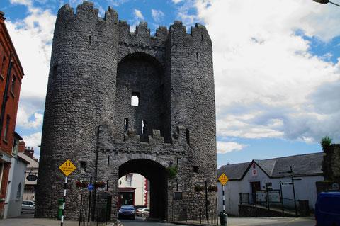 アイルランド ドロヘダ 城