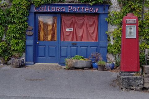 アイルランド 陶器