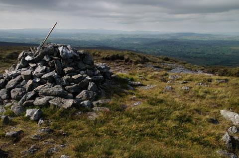 北アイルランド ハイキング