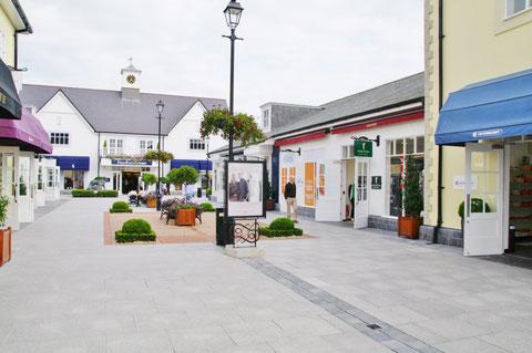 キルデア・ヴィレッジ アイルランド ショッピング