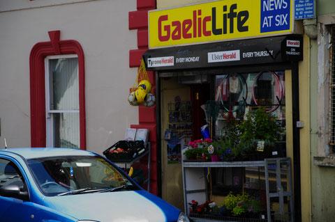 アイルランド 売店