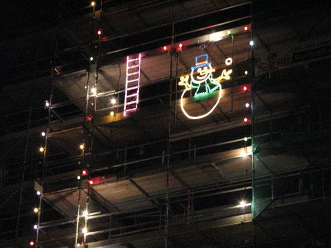 アイルランド クリスマス イルミネーション