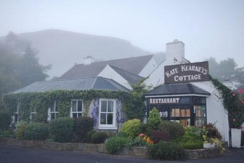 アイルランド レストラン kate kearney's cottage