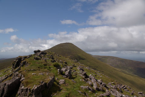 アイルランド・山