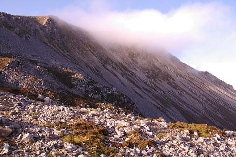 アイルランド 山登り