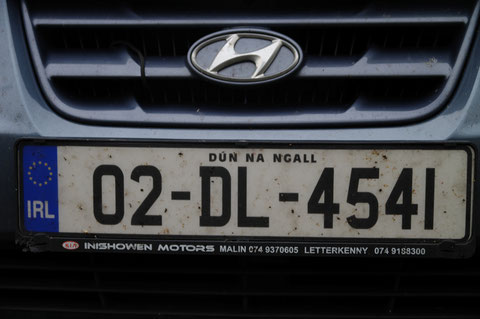 アイルランド 全県 旅行 ドネゴール Donegal 州 県