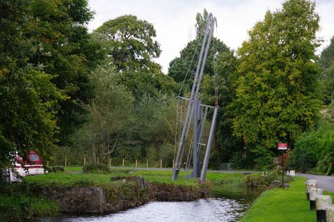 アイルランド 橋 跳ね橋