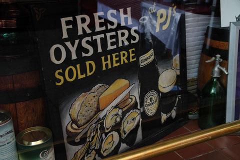 アイルランド 牡蠣 オイスター