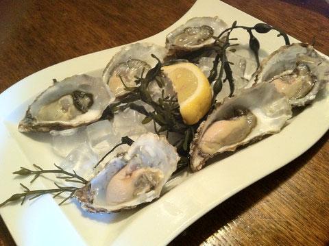 アイルランド 牡蠣