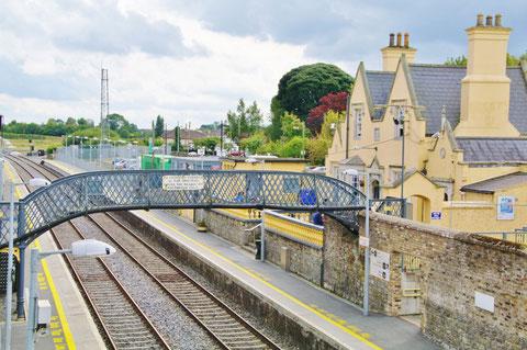 アイルランド 駅 鉄道