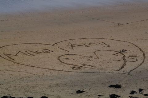アイルランド 砂浜