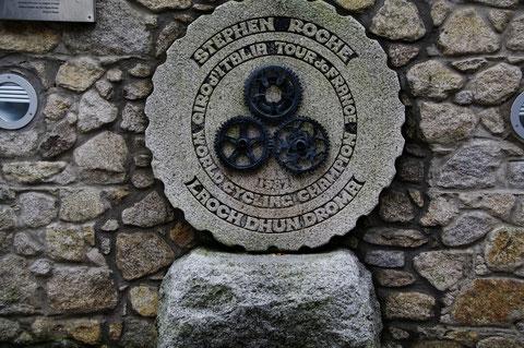 Stephen Roche Monument Dudrum