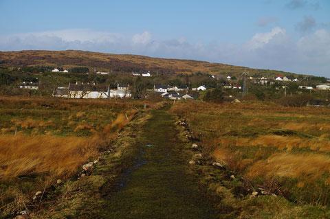 アイルランド 田舎 風景