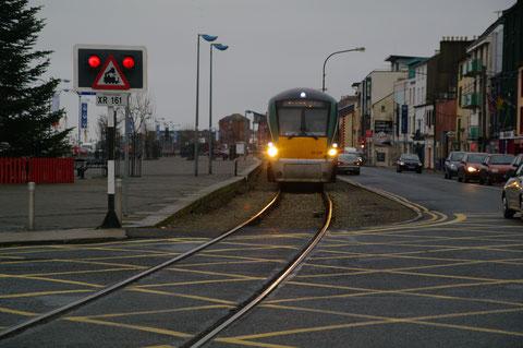 アイルランド 電車