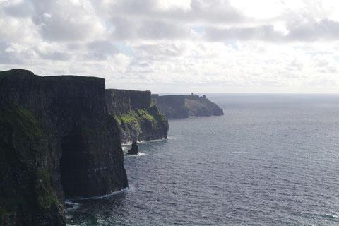 アイルランド モハーの断崖