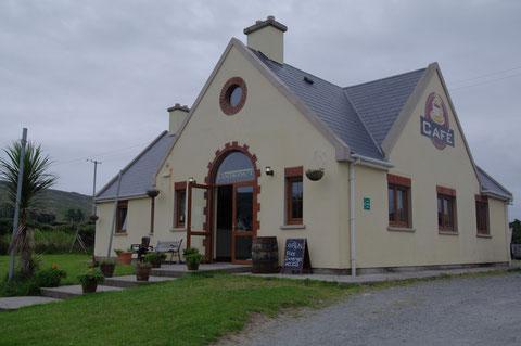 アイルランド カフェ