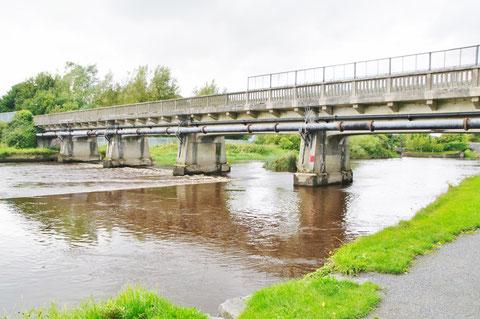 アイルランド 川 橋 鉄道橋