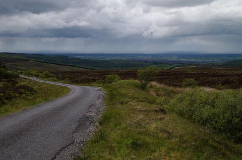 アイルランド 道