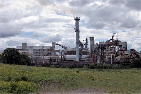 アイルランド 工場