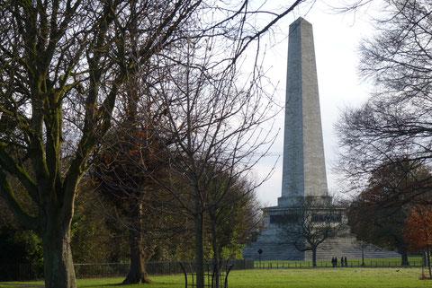 ウェリントン公爵記念碑
