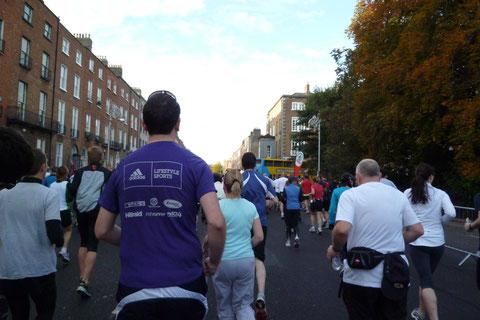 アイルランド 市民マラソン