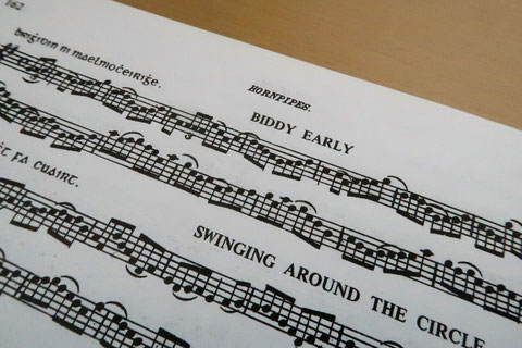 Biddy Early Hornpipe