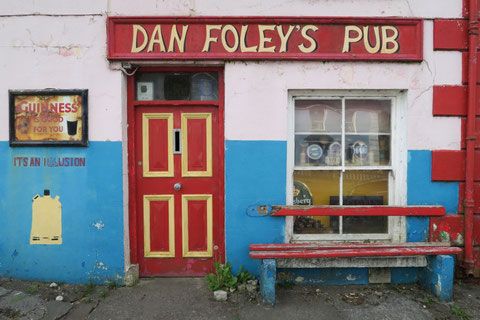 Dan Foley's Pub in Dingle