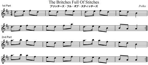 ヴァイオリン 初心者向け 練習曲 アイリッシュ