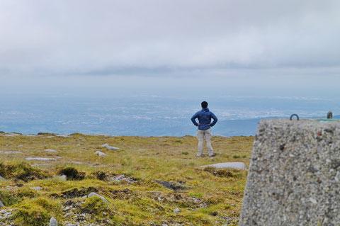 アイルランド ハイキング 登山