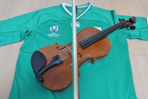 アイルランド フィドル バイオリン 弓