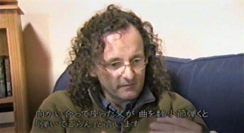 マーティン・ヘイズ フィドル